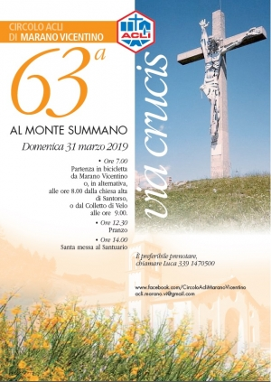 Via Crucis al Monte Summano
