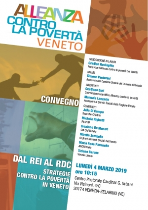 Dal Rei al RdC: strategie di lotta alla povertà